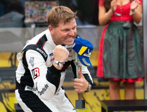 Ein weiterer Erfolg des Bäderprofis-Porsche in der Porsche Sprint Challenge Central Europe!