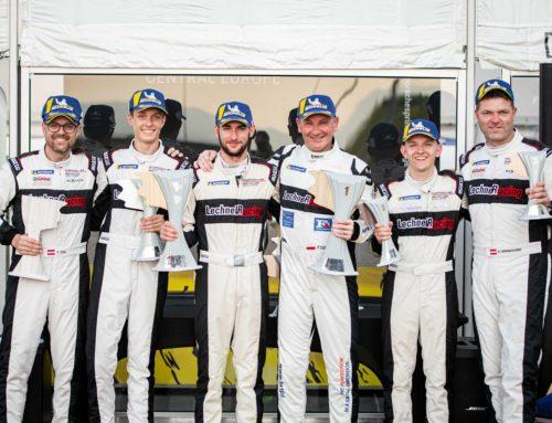 Bönighausen springt nach Rennen in Ungarn auf den 2. Meisterschaftsrang